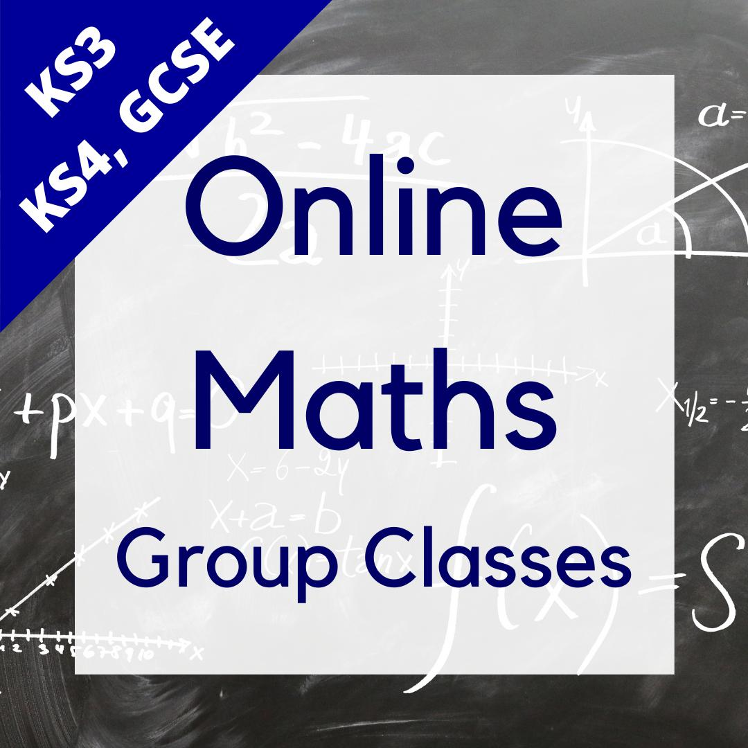Online Maths Group Classes